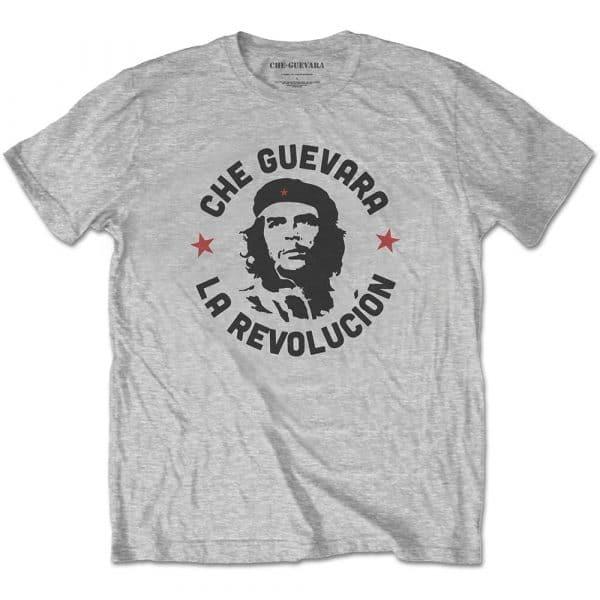Che Guevara Mens T-Shirt: Circle Logo (XX-Large)
