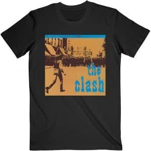 The Clash Mens T-Shirt: Black Market (XX-Large)