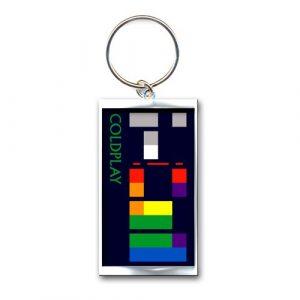 Coldplay Keyring: X & Y Album (Photo-print)