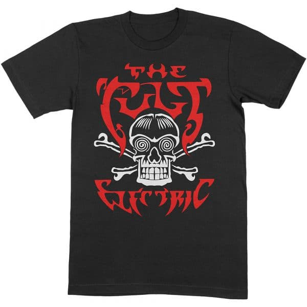 The Cult Mens T-Shirt: Electric (XX-Large)