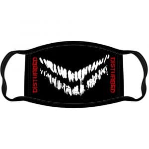 Disturbed Face Mask: Mouth