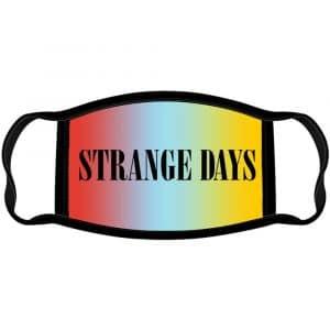 The Doors Face Mask: Strange Days