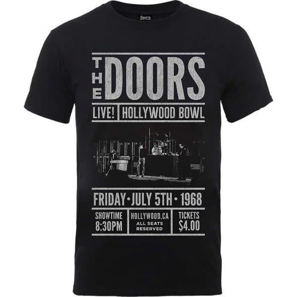 The Doors Mens T-Shirt: Advance Final (XX-Large)