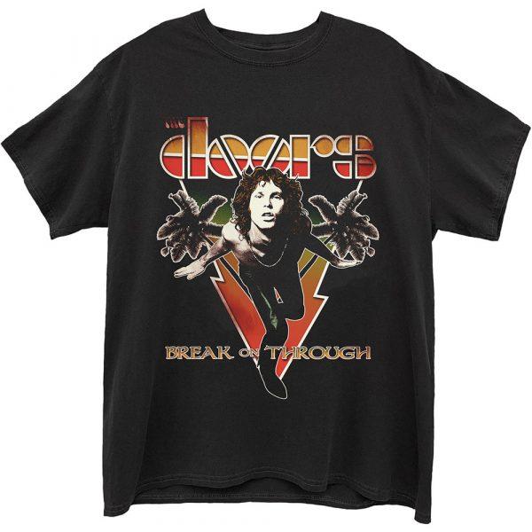 The Doors Mens T-Shirt: Break On Through (XX-Large)