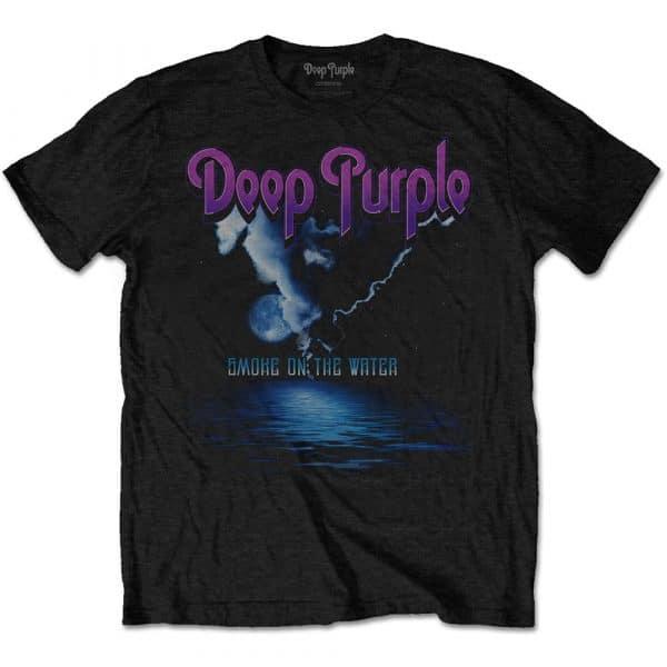 Deep Purple Mens T-Shirt: Smoke On The Water (XX-Large)