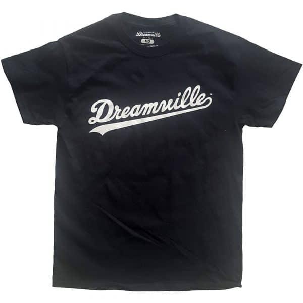 Dreamville Records Mens T-Shirt: Script (X-Large)