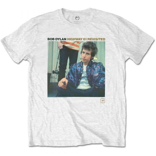 Bob Dylan Mens T-Shirt: Highway 61 Revisited (XX-Large)