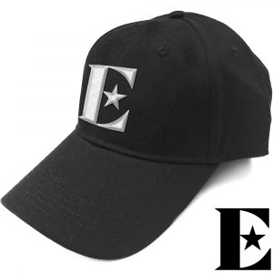 Elton John Baseball Cap: Gold E