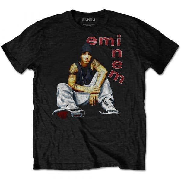 Eminem Mens T-Shirt: Letters (XX-Large)