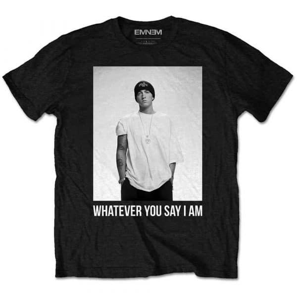 Eminem Mens T-Shirt: Whatever (XXX-Large)