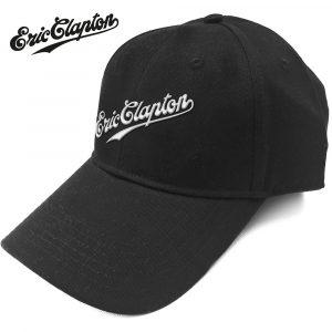 Eric Clapton Baseball Cap: Script Logo