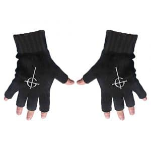 Ghost Unisex Fingerless Gloves: Ghost Cross