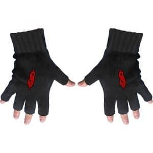 Slipknot Unisex Fingerless Gloves: Tribal S