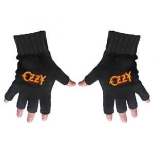 Ozzy Osbourne Unisex Fingerless Gloves: Ozzy