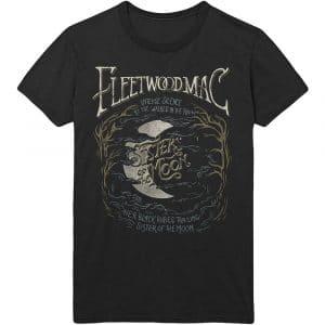 Fleetwood Mac Mens T-Shirt: Sisters Of The Moon (XX-Large)
