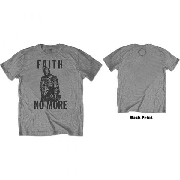 Faith No More Mens T-Shirt: Gimp (Back Print) (XX-Large)