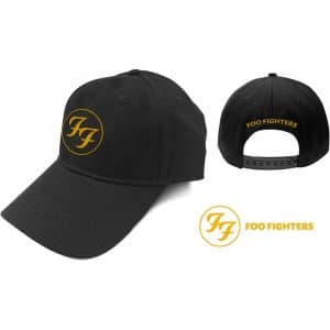 Foo Fighters Baseball Cap: FF Logo