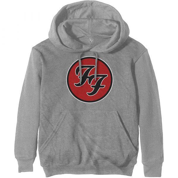 Foo Fighters Mens Hoodie: FF Logo (XX-Large)