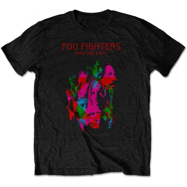 Foo Fighters Mens T-Shirt: Wasting Light (XX-Large)