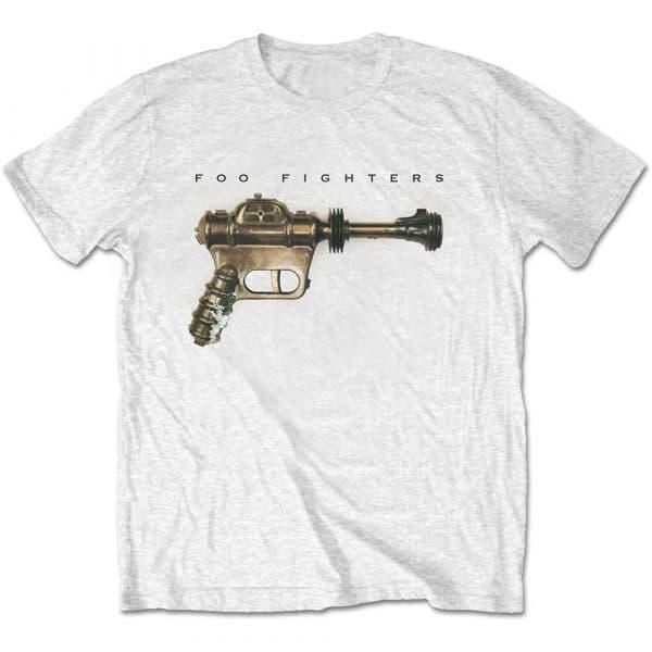 Foo Fighters Mens T-Shirt: Ray Gun (XX-Large)