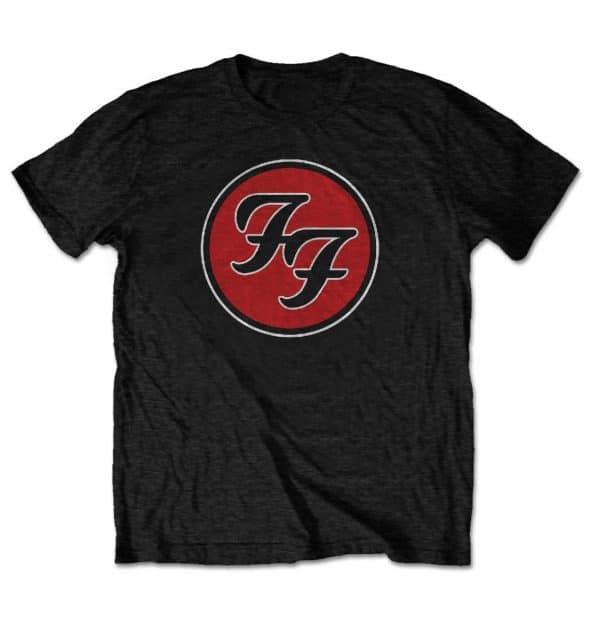 Foo Fighters Mens T-Shirt: FF Logo (XX-Large)
