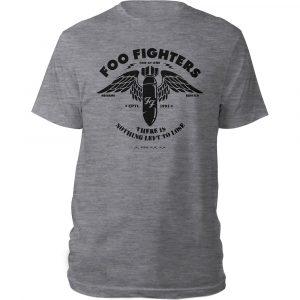 Foo Fighters Mens T-Shirt: Stencil (XX-Large)