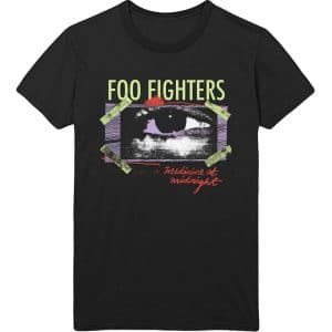 Foo Fighters Mens T-Shirt: Medicine At Midnight Taped (XX-Large)