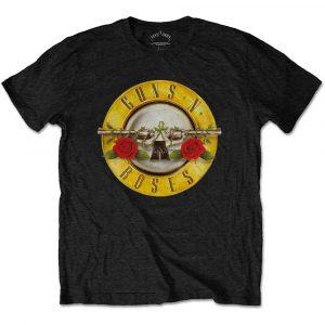 Guns N' Roses Mens T-Shirt: Classic Logo (XXXXX-Large)