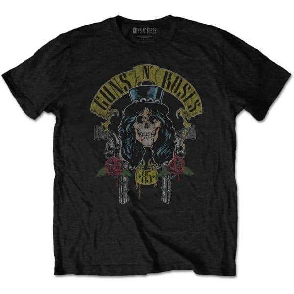 Guns N' Roses Mens T-Shirt: Slash 85 (XX-Large)