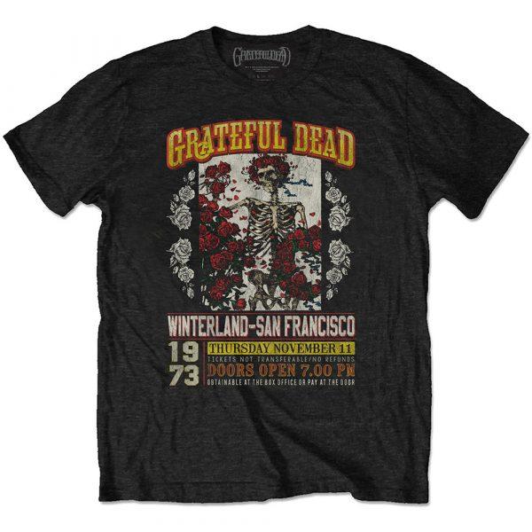 Grateful Dead Mens Eco-T-Shirt: San Francisco (XX-Large)