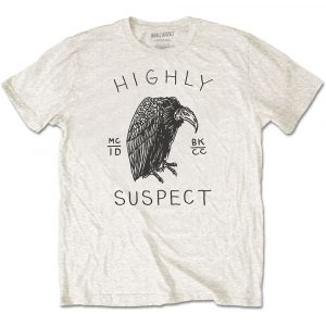 Highly Suspect Mens T-Shirt: Vulture (XX-Large)