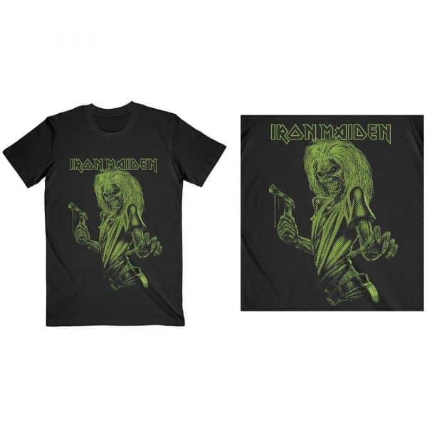 Iron Maiden Mens T-Shirt: One Colour Eddie (XX-Large)
