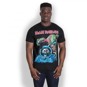 Iron Maiden Mens T-Shirt: Final Frontier Album (XX-Large)