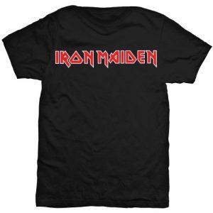 Iron Maiden Mens T-Shirt: Logo (XX-Large)