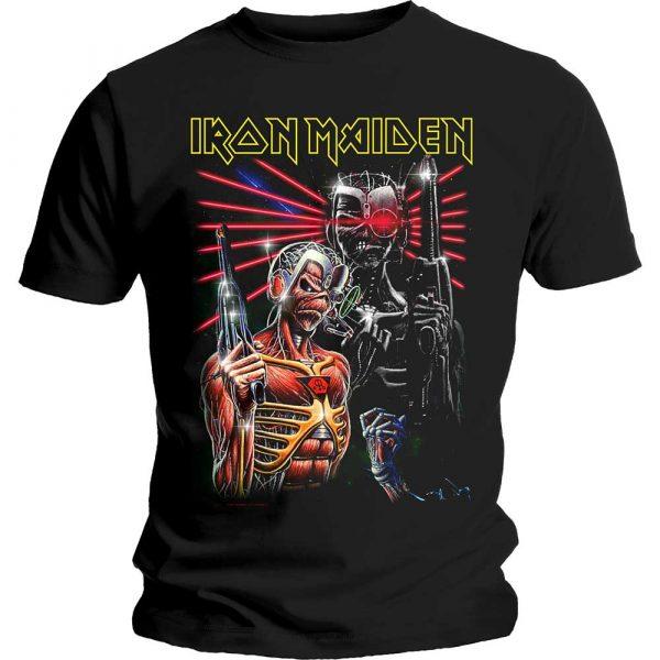 Iron Maiden Mens T-Shirt: Terminate (XX-Large)