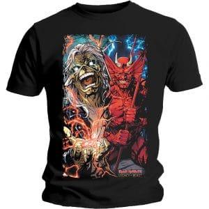 Iron Maiden Mens T-Shirt: Duality (XX-Large)