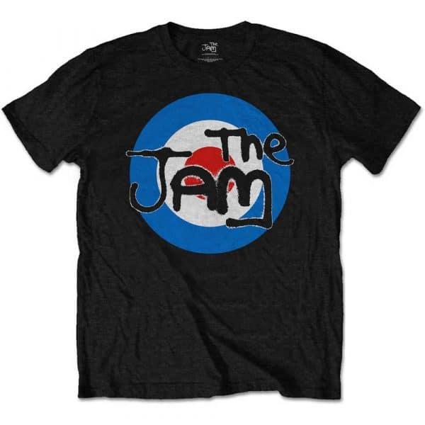 The Jam Mens T-Shirt: Spray Target Logo (Retail Pack) (XX-Large)