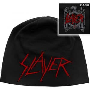 Slayer Unisex Beanie Hat: Eagle