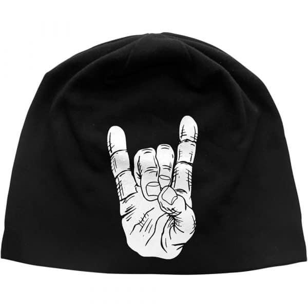 Generic Unisex Beanie Hat: Devil Horns