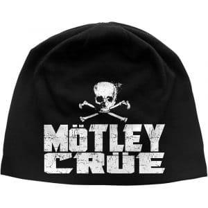 Motley Crue Unisex Beanie Hat: Skull