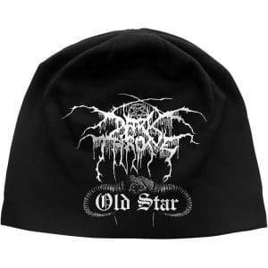 Darkthrone Unisex Beanie Hat: Old Star