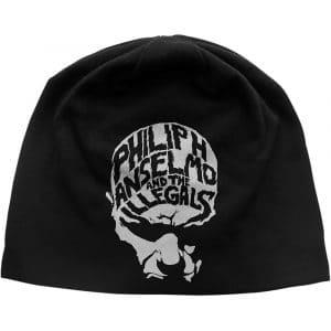 Philip H. Anselmo & The Illegals Unisex Beanie Hat: Face