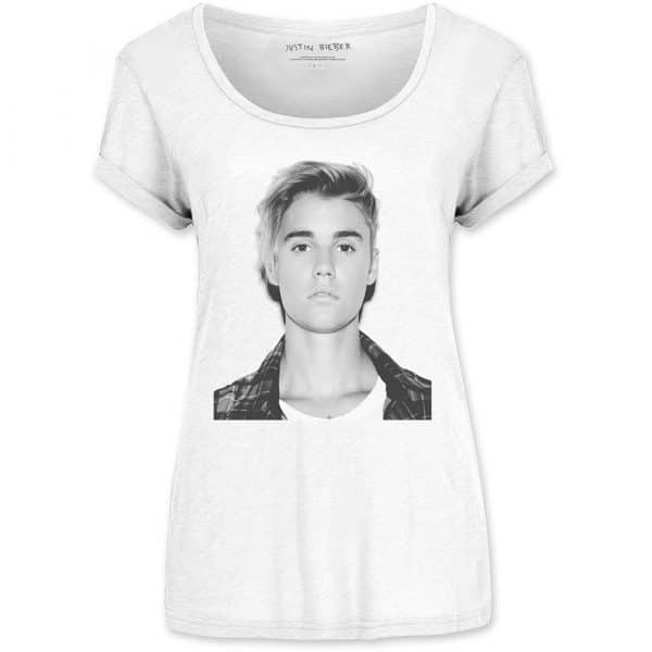 Justin Bieber Ladies T-Shirt: Love Yourself (XX-Large)