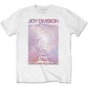 Joy Division Mens T-Shirt: Space - Unknown Pleasures Gradient (XX-Large)