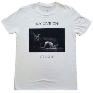 Joy Division Mens T-Shirt: Classic Closer (XX-Large)