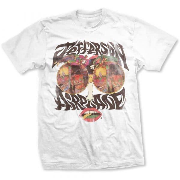 Jefferson Airplane Mens T-Shirt: Lips (XX-Large)