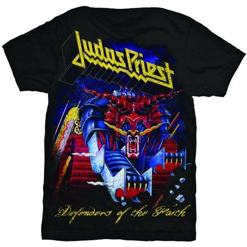 Judas Priest Mens T-Shirt: Defender of the Faith (XX-Large)