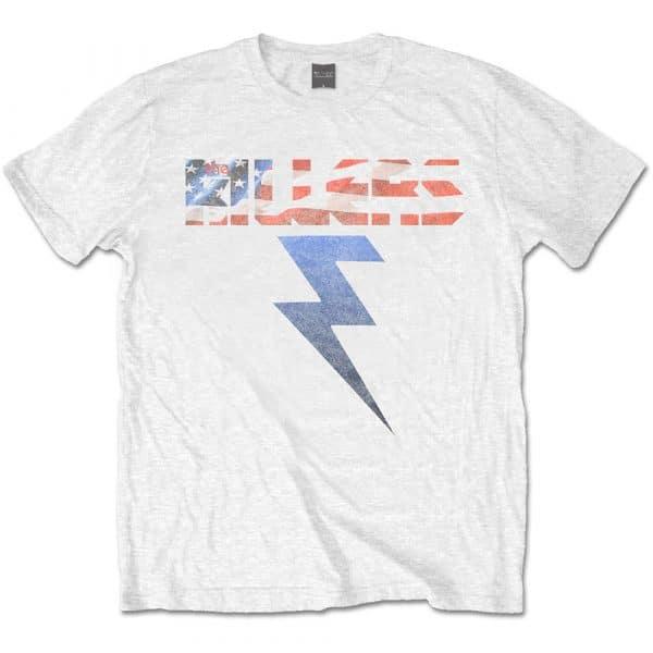 The Killers Mens T-Shirt: Bolt (XX-Large)