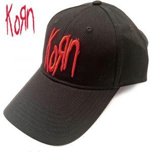 Korn Baseball Cap: Logo
