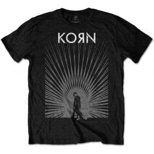 Korn Mens T-Shirt: Radiate Glow (XX-Large)